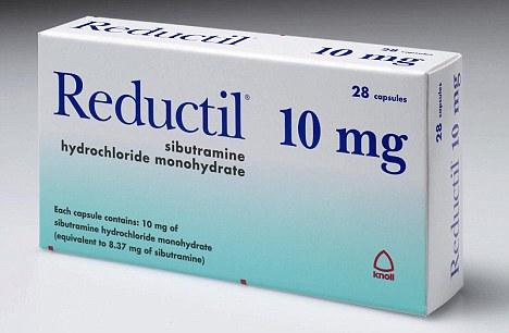 Reductil Generico 10mg