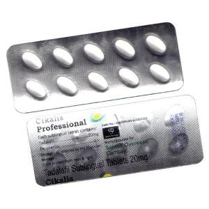 Cialis Professional Generico 20mg